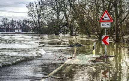 Menu: Hochwasserrisiko © Michael Meichsner